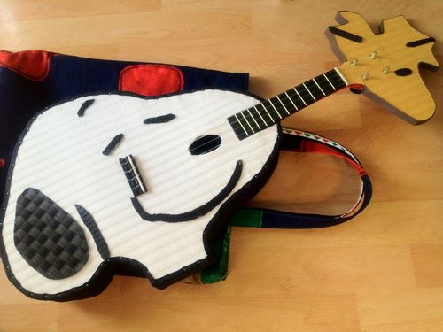 カレンダー カレンダー 2012年 : スヌーピーギター - まとめの ...